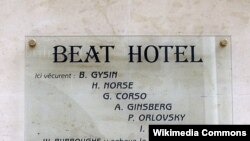 Beat hotel, Paris
