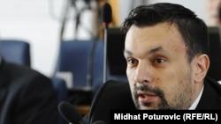 Jedini segment u kojem nije ostvaren napredak: Elmedin Dino Konaković