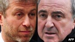 Участники судебных слушаний по иску Бориса Березовского к Роману Абрамовичу