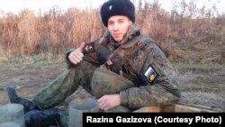 Ранис Газизов, призывник из Актанышского района Татарстана, погиб от взрыва снаряда во время учений в Приморье в апреле 2019 года