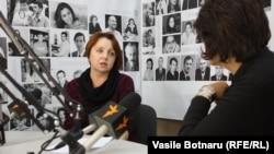 Lilia Carasciuc şi Aneta Grosu