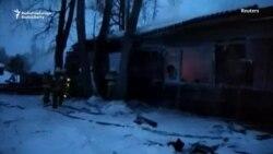 Incendiu la un cămin pentru imigranți central-asiatici din Siberia