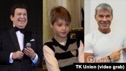 «Я хочу бути схожим на Кобзона, Газманова та Білана» – розповів школяр