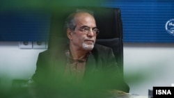 ماشاءالله شمسالواعظین٬ رئیس هیئت مدیره انجمن صنفی روزنامهنگاران