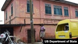 Գանայում շուրջ մեկ տասնամյակ կեղծ ամերիկյան դեսպանատուն է գործել