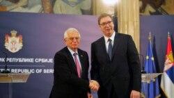 Borel i Vučić o nastavku dijaloga
