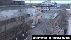 В'язниця «Ізоляція» в контрольованому російськими гібридними силами Донецьку, січень 2021 року