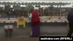 Aşgabadyň bazary, ýanwar, 2020