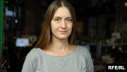 Журналистката Светлана Прокопиева