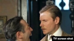 Российская экранизация приключений Шерлока Холмса и доктора Ватсона