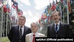 Мустафа Джемілєв взяв участь у паралельних заходах у рамках 32-ї сесії Ради ООН з прав людини (РПЛ) щодо Криму