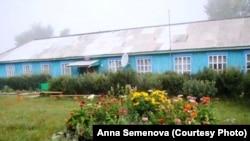 Школа № 1. Село Михайловка, Иркутская область