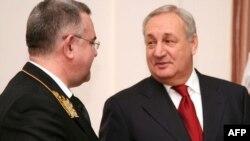 Для Семена Григорьева вручение верительной грамоты президенту Абхазии стало первым в ранге руководителя российской дипмиссии