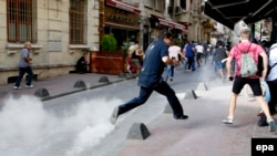 Istanbul 19. juna 2016, Ilustarcija