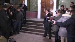 Справа Ноздровської: дочці загиблої надали охорону (відео)