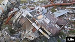 هلیکوپتر آموزشی نظامی یکشنبه در استان تهران سقوط کرد.