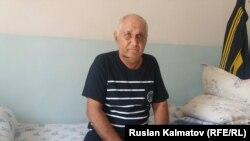 Юрий Губайдулин находится в больнице.