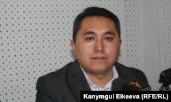 Марат Жаанбаев.