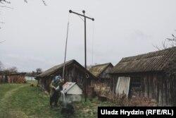 Муж Антаніны паходзіў з украінскай вёскі. Ён памёр сем гадоў таму