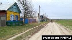 Глыбоцкае, вуліца Ўсходняя