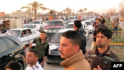 Рамади, Ирак, 29 декабря 2015 года.