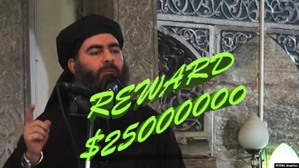 Iraqi Official Says IS Leader Baghdadi Still Alive But In