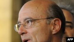 آلن ژوپه، وزيرامور خارجه فرانسه