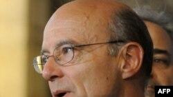 Франция Ташқи ишлар вазири Алан Жуппе.