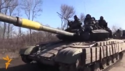Wounded Ukrainian Troops Treated After Debaltseve Retreat