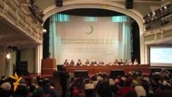 Бөтендөнья татар хатын-кызлары корылтае милли дресс-код кысаларында үтте