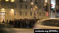 Минск 19 декабря