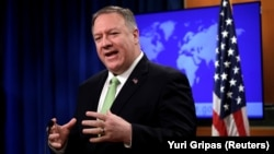 U.S. Secretary of State Mike Pompeo announced the measures on December 11.