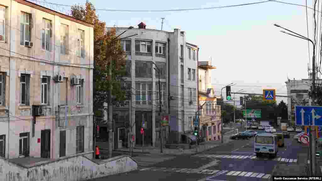 Улицы Махачкалы, Дагестан / Streets of Makhachkala, Dagestan