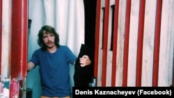 Russian DJ Denis Kaznacheyev (file photo)