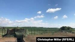 Північна частина українсько-російського кордону, липень 2018 року