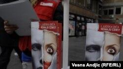 Kampanja protiv trgovine ljudima, Beograd, oktobar 2011.