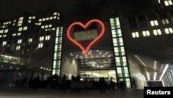 Pamje nga Brukseli para festave të fundvitit më 2012