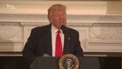 Трамп обіцяє надати пріоритет обороні у новому бюджеті США (відео)