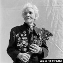 Ветеран Второй мировой войны.