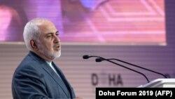 Иранскиот министер за надворешни работи Мохамед Џавад Зариф.