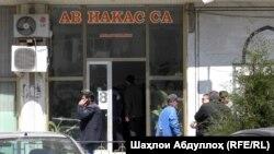 Навбат барои билет дар Душанбе