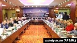 ԵԱՏՄ Մաքսային օրենսգրքին նվիրված միջազգային կոնֆերանսը Երևանում: 29-ը մարտի, 2016 թ․