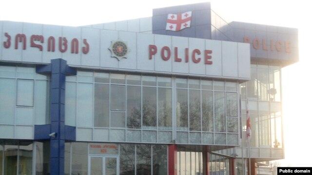 ხაშურის პოლიციის შენობა
