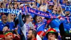 Исландия җанатарлары