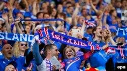 Navijači Islanda