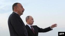 Putin Bakıda - 13 avqust 2013