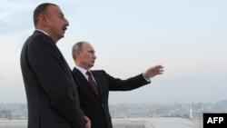 İlham Əliyev və Vladimir Putin