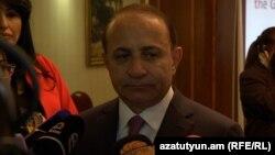 Премьер-министр Овик Абрамян (архивная фотография)
