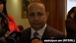 Премьер-министр Армении Овик Абрамян (архив)