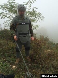 Militar moldovean în Kosovo